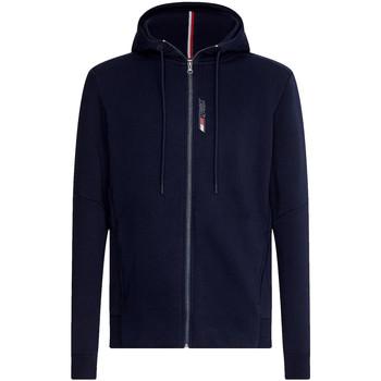 Vêtements Homme Vestes de survêtement Tommy Hilfiger Veste Logo Terry bleu