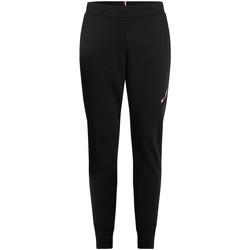 Vêtements Homme Pantalons de survêtement Tommy Hilfiger Pantalon Logo Terry noir