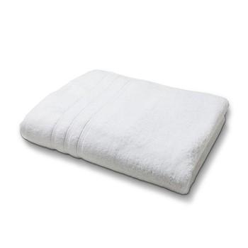 Maison & Déco Serviettes et gants de toilette Today JOSEPHINE Blanc