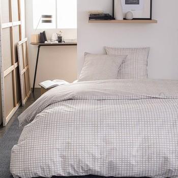 Maison & Déco Parures de lit Today SUNSHINE 5.9 Blanc