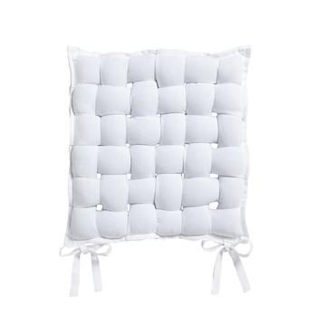 Maison & Déco Galettes de chaise Today TODAY TRESSÉE Blanc