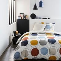 Maison & Déco Parures de lit Today SUNSHINE 4.14 Blanc