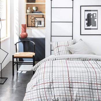 Maison & Déco Parures de lit Today SUNSHINE 3.50 Blanc