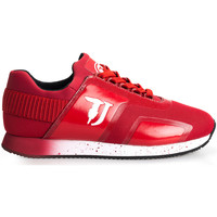 Chaussures Homme Baskets basses Trussardi  Rouge