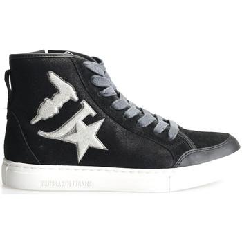 Chaussures Femme Baskets basses Trussardi  Noir