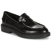 Chaussures Femme Mocassins Vagabond Shoemakers ALEX W Noir