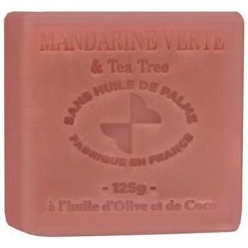 Beauté Femme Produits bains Folie Cosmetic Savon Mandarine verte & Tea tree    125g Rose