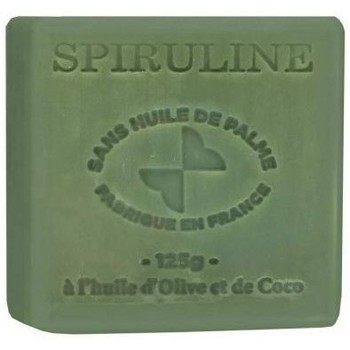 Beauté Femme Produits bains Folie Cosmetic Savon Spiruline   125g Vert