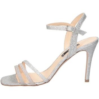 Chaussures Femme Sandales et Nu-pieds Alisee RIZUKI Sandales Femme ARGENT ARGENT
