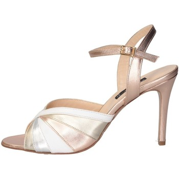 Chaussures Femme Sandales et Nu-pieds Twiggy MIXY POUDRE / OR