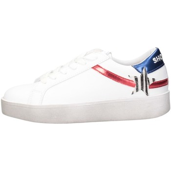Chaussures Femme Baskets basses Shop Art SA050126 BLANC