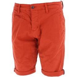 Vêtements Homme Shorts / Bermudas La Maison Blaggio Venili dk org short chino Orange