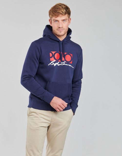 Vêtements Homme Sweats Polo Ralph Lauren TENTY Marine
