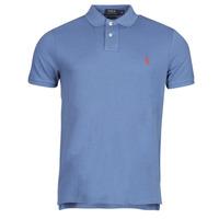 Vêtements Homme Polos manches courtes Polo Ralph Lauren PETRINA Bleu