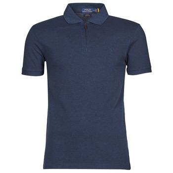Vêtements Homme Polos manches courtes Polo Ralph Lauren BATTYNA Bleu