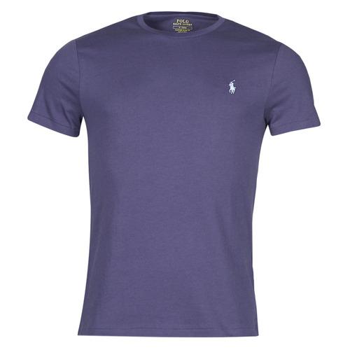 Vêtements Homme T-shirts manches courtes Polo Ralph Lauren OLITA Bleu