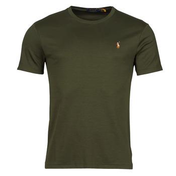 Vêtements Homme T-shirts manches courtes Polo Ralph Lauren TEKAMO Kaki