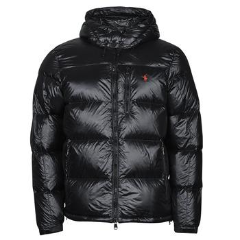 Vêtements Homme Doudounes Polo Ralph Lauren HULINU Noir