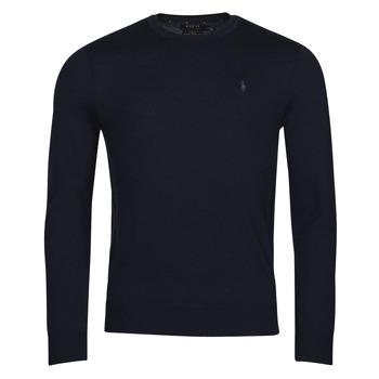 Vêtements Homme Pulls Polo Ralph Lauren AMIRAL Bleu
