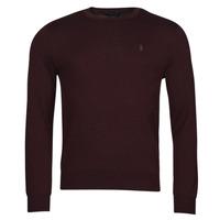 Vêtements Homme Pulls Polo Ralph Lauren AMIRAL Bordeaux