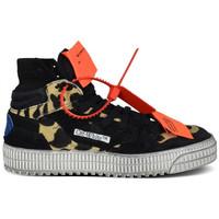 Chaussures Enfant Baskets montantes Off-White  Noir