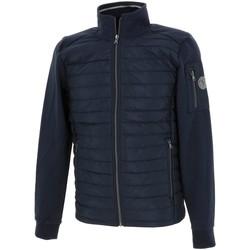 Vêtements Homme Blousons Sun Valley Ho navy jacket Bleu marine / bleu nuit