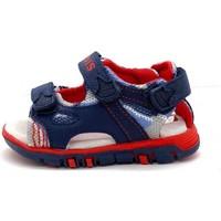 Chaussures Enfant Sandales et Nu-pieds Levi's 25278-18 Bleu