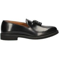 Chaussures Homme Mocassins Gino Tagli 603OMGPE21 flâneurs Homme Noir