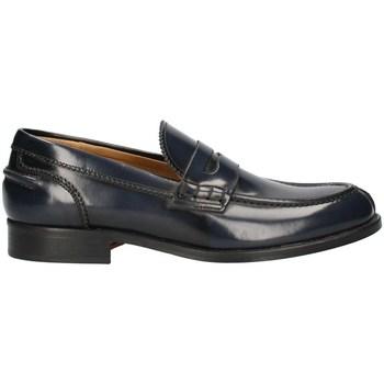 Chaussures Homme Mocassins Gino Tagli 652COABPE21 MOCASSIN HOMME Homme Bleu