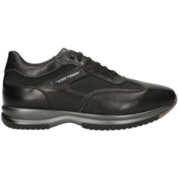 Chaussures Homme Baskets basses Gino Tagli 099PPE21 haut Homme Noir