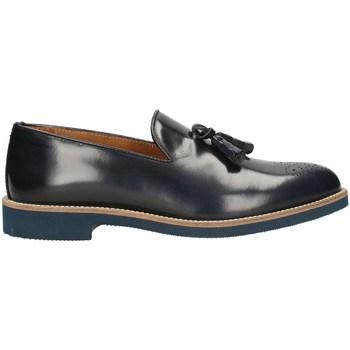 Chaussures Homme Mocassins Gino Tagli ELEMICPE21 flâneurs Homme Bleu