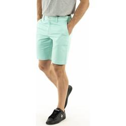 Vêtements Homme Shorts / Bermudas Aigle cario 30 wave bleu