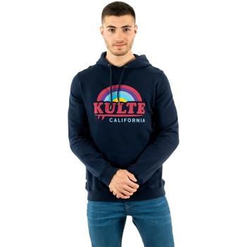Vêtements Homme Sweats Kulte california navy bleu