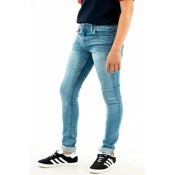 Vêtements Garçon Jeans slim Levi's skinny taper l3d palisades bleu