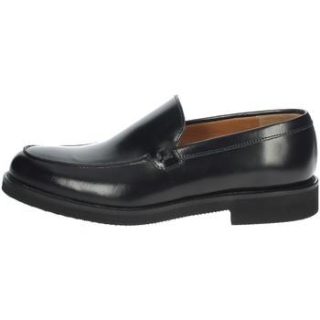 Chaussures Homme Mocassins Gino Tagli 650 MICRO Noir