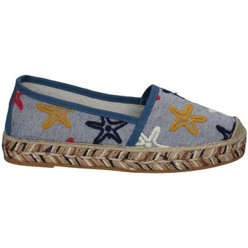 Chaussures Femme Espadrilles Vidorreta 00700 Bleu