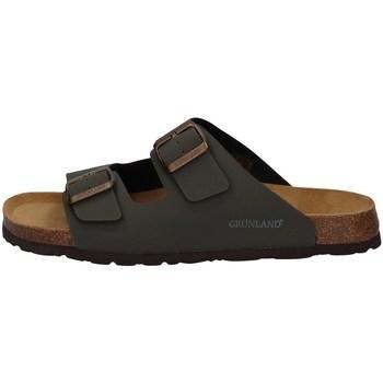 Chaussures Homme Mules Grunland CB3012 Vert