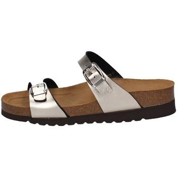 Chaussures Femme Mules Grunland CB2434 Argenté