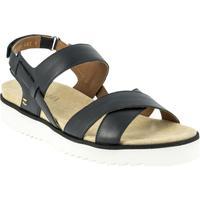 Chaussures Femme Sandales et Nu-pieds Benvado 36005003 Nero