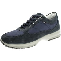 Chaussures Homme Baskets basses Enval 7217100 Blu