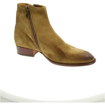 Chaussures Homme Boots +2 Piu' Due  Marrone