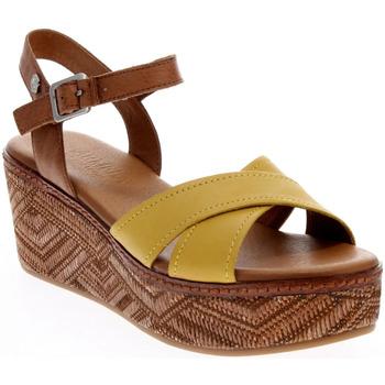 Chaussures Femme Sandales et Nu-pieds Carmela 067713 AMARILLO