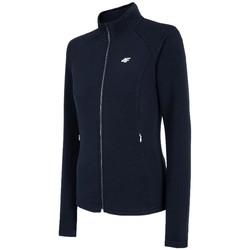Vêtements Femme Vestes de survêtement 4F Women's Sweatshirt Bleu marine