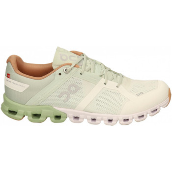 Chaussures Femme Baskets basses On CLOUDFLOW aloe-white