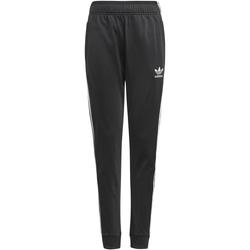 Vêtements Enfant Pantalons de survêtement adidas Originals Adicolor Sst Noir