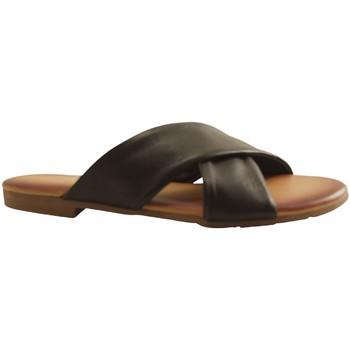 Chaussures Femme Mules L'atelier Tropezien CORRINA NOIR