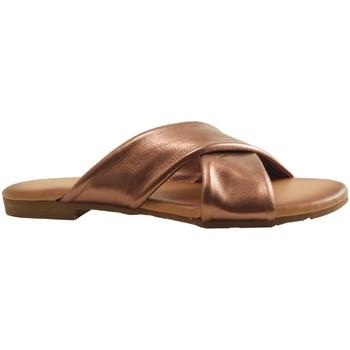Chaussures Femme Mules L'atelier Tropezien CORRINA BRONZE