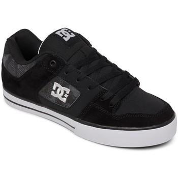 Chaussures Homme Chaussures de Skate DC Shoes - Baskets  Pure Noir