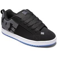 Chaussures Homme Chaussures de Skate DC Shoes - Baskets  Court Graffik Noir