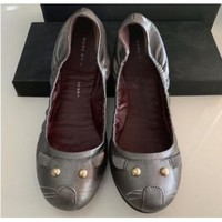 Chaussures Femme Ballerines / babies Marc by Marc Jacobs Ballerine marc jacobs Gris